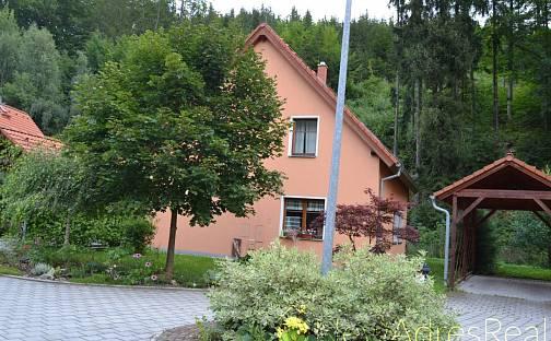 Prodej domu 140 m² s pozemkem 600 m², Slovanská, Karlovy Vary