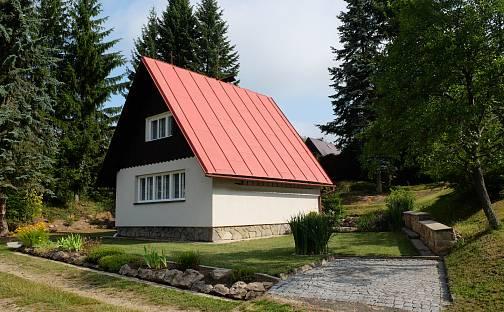 Prodej chaty/chalupy 46 m² s pozemkem 439 m², Nové Město na Moravě, okres Žďár nad Sázavou