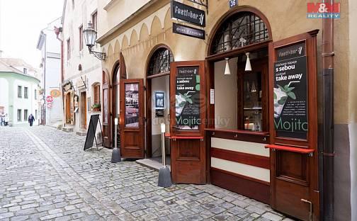 Pronájem restaurace 235m², Soukenická, Český Krumlov - Vnitřní Město