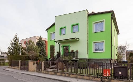 Prodej domu 260 m² s pozemkem 683 m², Stará silnice, Opava - Jaktař
