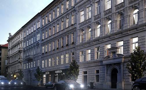 Prodej bytu 1+kk, 30 m², Legerova, Praha 2 - Nové Město