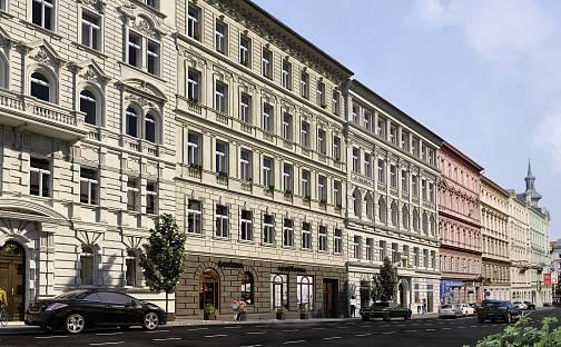 Louis Léger House Legerova, Praha 2, Legerova, Praha 2