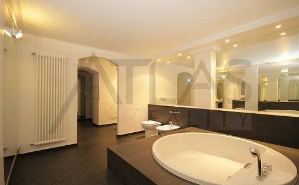 Pronájem bytu 3+1, 134 m², Hořejší nábřeží, Praha 5 - Smíchov, okres Praha