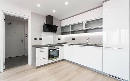 Pronájem bytu 2+kk, 58 m², Na bělidle, Praha 5 - Smíchov