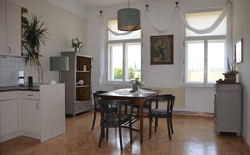 Pronájem bytu 5+kk, 120 m², Na bojišti, Praha 2 - Nové Město