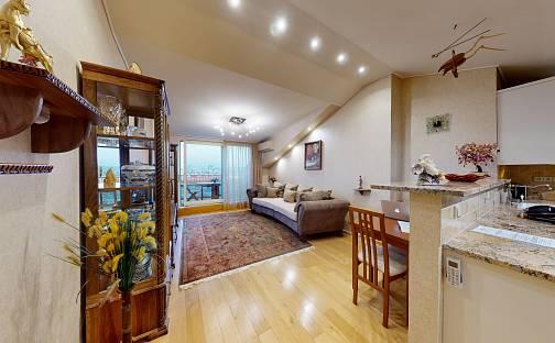 Prodej bytu 3+kk 120m², Drtinova, Praha 5 - Smíchov