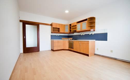 Pronájem bytu 2+kk, 54 m², Hoblíkova, Brno - Černá Pole
