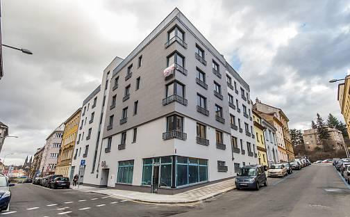 Prodej bytu 1+kk, 46 m², Pod Barvířkou, Praha 5 - Smíchov