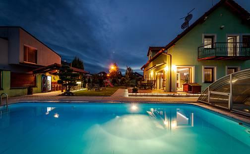 Prodej domu 286m² s pozemkem 845m², Mokré - Jih, Litvínovice - Mokré, okres České Budějovice