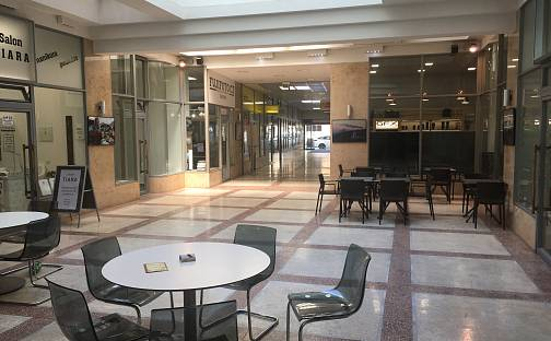 Pronájem obchodních prostor 32m², Hybernská, Praha 1 - Nové Město