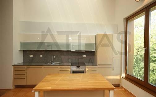 Pronájem bytu 3+kk, 122 m², Gotthardská, Praha 6 - Bubeneč, okres Praha