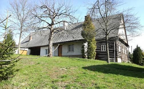 Prodej chalupy 118 m² s pozemkem 2493 m², Bílý Újezd - Masty, okres Rychnov nad Kněžnou