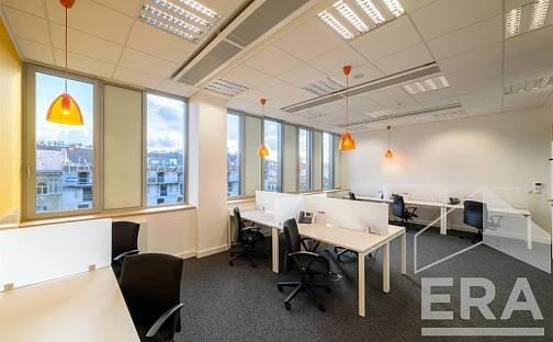 Pronájem kanceláře, 30 m², Rohanské nábřeží, Praha 8 - Karlín, okres Praha