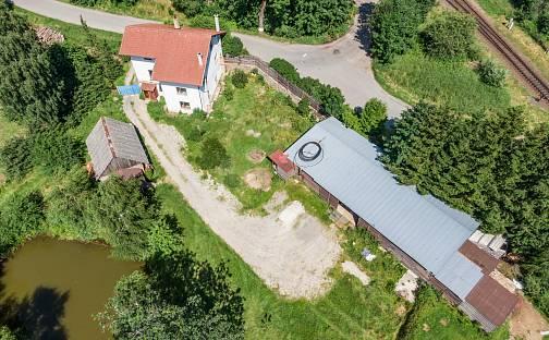 Prodej domu 271m² s pozemkem 29178m², Nová Cerekev, okres Pelhřimov