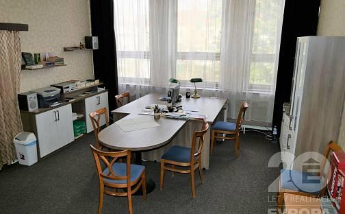 Pronájem kanceláře 36m², Havlíčkův Brod