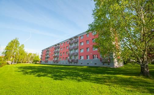 Pronájem bytu 3+1, 66 m², Antonína Sovy, Česká Lípa