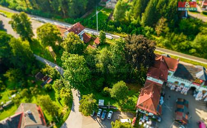 Prodej komerčního pozemku 1165m², Smržovka, okres Jablonec nad Nisou