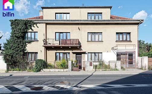 Prodej domu 556m² s pozemkem 721m², Dolnocholupická, Praha 4 - Modřany
