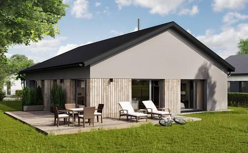 Prodej domu s pozemkem 660 m², Brandýská, Kostelec nad Labem, okres Mělník