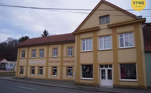 Prodej nájemního domu, činžáku, 443 m², Masarykova, Luhačovice, okres Zlín