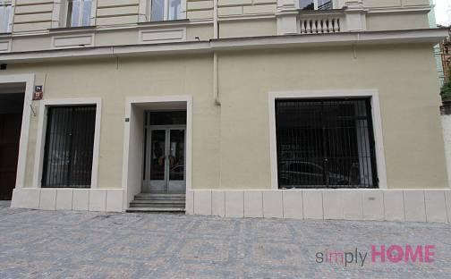 Pronájem obchodních prostor 155 m²