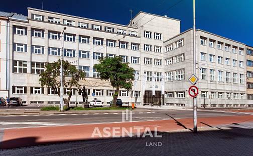 Pronájem kanceláře, 22 m², Prokešovo náměstí, Ostrava - Moravská Ostrava