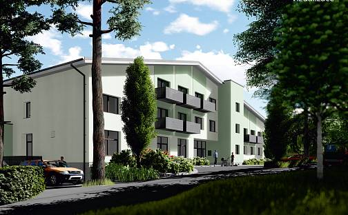 Forest Home - byty v přírodě u přehrady, Rakovecká, Brno