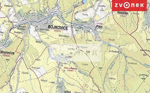 Prodej lesa, 140000 m², Bojkovice - Přečkovice, okres Uherské Hradiště