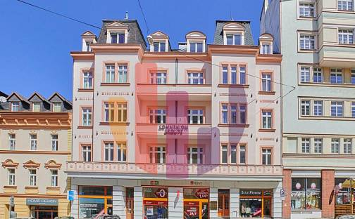 Pronájem kanceláře 329m², Dr. Davida Bechera, Karlovy Vary