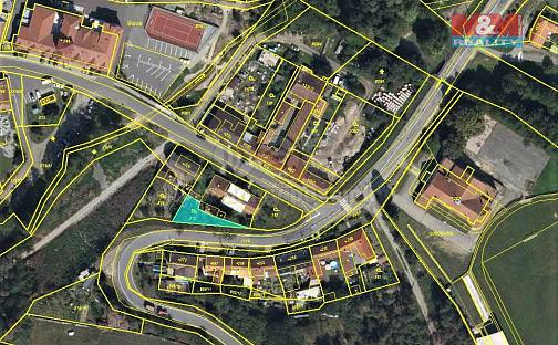 Prodej zahrady, 209 m², Rouchovany, okres Třebíč