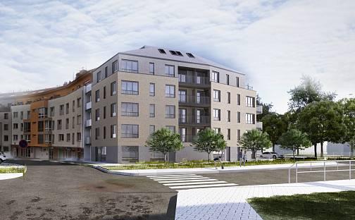 Prodej bytu 3+kk, 92 m², Suchdoské náměstí, Praha
