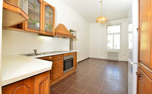 Pronájem bytu 2+1 81m², Oldřichova, Praha 2 - Nusle
