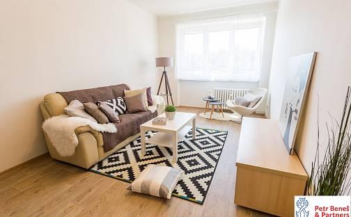 Pronájem bytu 2+1, 50 m², Dukel. hrdinů, Rakovník - Rakovník II
