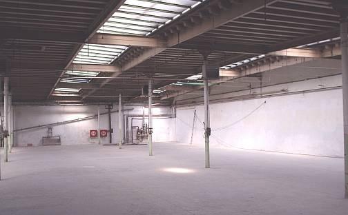 Pronájem skladovacích prostor, 830 m², Na Luhách, Ústí nad Labem
