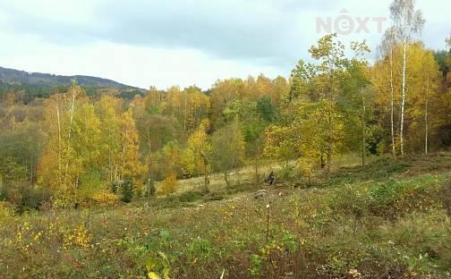 Prodej pozemku 625m², Líšný, okres Jablonec nad Nisou