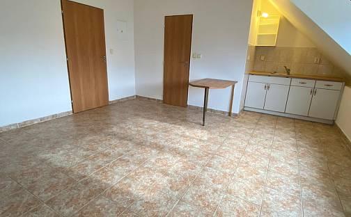 Pronájem bytu 1+kk, 24 m², Ke Statkům, Tursko, okres Praha-západ