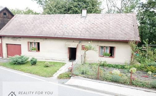 Prodej domu 135 m² s pozemkem 168 m², Radostná pod Kozákovem - Volavec, okres Semily
