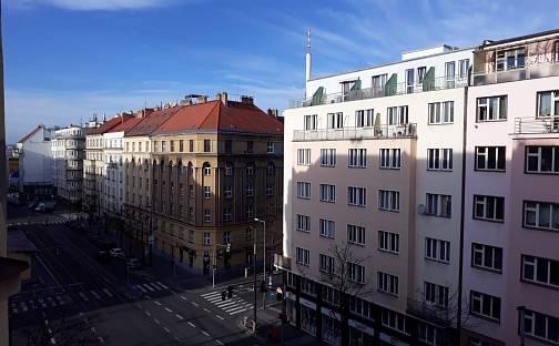 Pronájem bytu 3+1, 89 m², Vinohradská, Praha 2 - Vinohrady