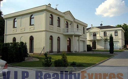 Pronájem domu 270 m² s pozemkem 550 m², Nebušická 654, Nebušice, okres Praha-západ