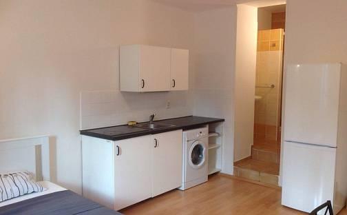 Pronájem bytu 1+kk, 30 m², Nad Jezerkou, Praha 4 - Nusle