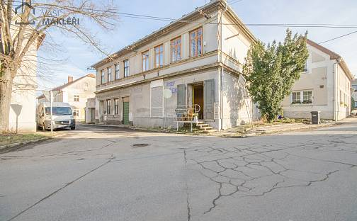 Prodej domu 246m², Havlíčkovo náměstí, Golčův Jeníkov, okres Havlíčkův Brod