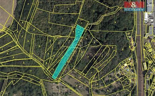 Prodej zahrady 3486m², Napajedla, okres Zlín