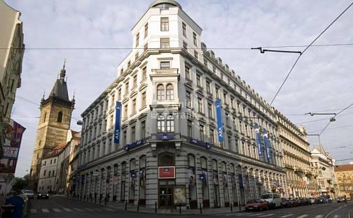 Pronájem kanceláře 194m², Lazarská, Praha 2 - Nové Město