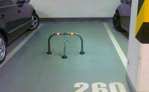 Prodej parkovacího staní v ulici Lindleyova 2610, 12 m², Lindleyova, Praha 6 - Dejvice