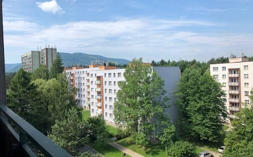 Pronájem bytu 1+kk 30m², Beskydská, Třinec, okres Frýdek-Místek