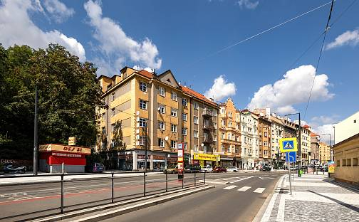 Prodej bytu 2+kk 47m², Nuselská, Praha 4 - Michle