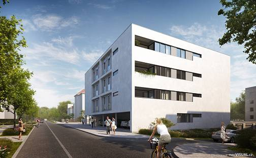 Prodej bytu 1+kk 52m², Polní, Plzeň - Východní Předměstí