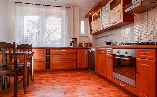Pronájem bytu atypického, 30 m², Moysesova, Praha 4 - Krč