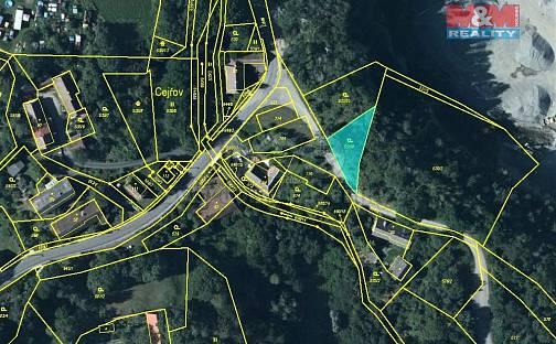 Prodej zahrady 227m², Vrbatův Kostelec, okres Chrudim