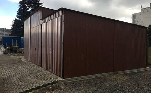 Pronájem garáže od 36m2, Pávovská, Jihlava